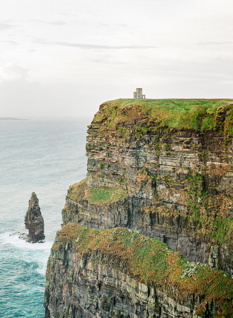 "Sara Donaldson Fine Art Print | Vista Series | ""O'Brien's Tower"" 