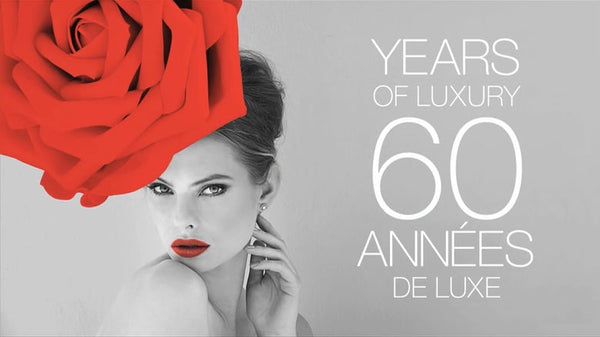 60 years of luxury