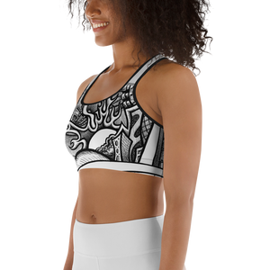 City Bridge by Zelley – Sports bra