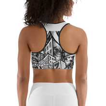 Load image into Gallery viewer, City Bridge by Zelley – Sports bra