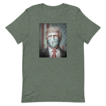 "Load image into Gallery viewer, ""The Mask"" Short-Sleeve Unisex T-Shirt"