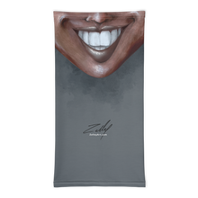 "Load image into Gallery viewer, Keep Smiling ""Natural"" – Mask / Neck Gaiter"
