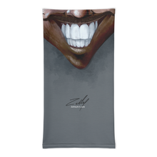 "Load image into Gallery viewer, Keep Smiling ""Handlebar"" – Mask / Neck Gaiter"