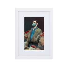 "Load image into Gallery viewer, ""Freedom"" Framed Poster with Mat"