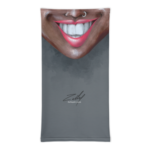 "Keep Smiling ""Nose Ring"" – Mask / Neck Gaiter"