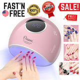 48W 33 LED UV Nail Lamp