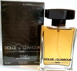Dolge & Glamour N* 1 Men's Eau De Toilette Fragrance 2.8 oz