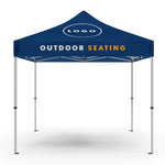 Outdoor Seating Event Tent