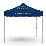 Pickup Here Event Tent