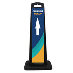 Curbside Pickup Quick Deploy Decal Stand