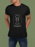 BLACK COFFEE ONLY -Graphic T-shirt
