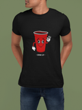 DRINK UP-Graphic T-shirt