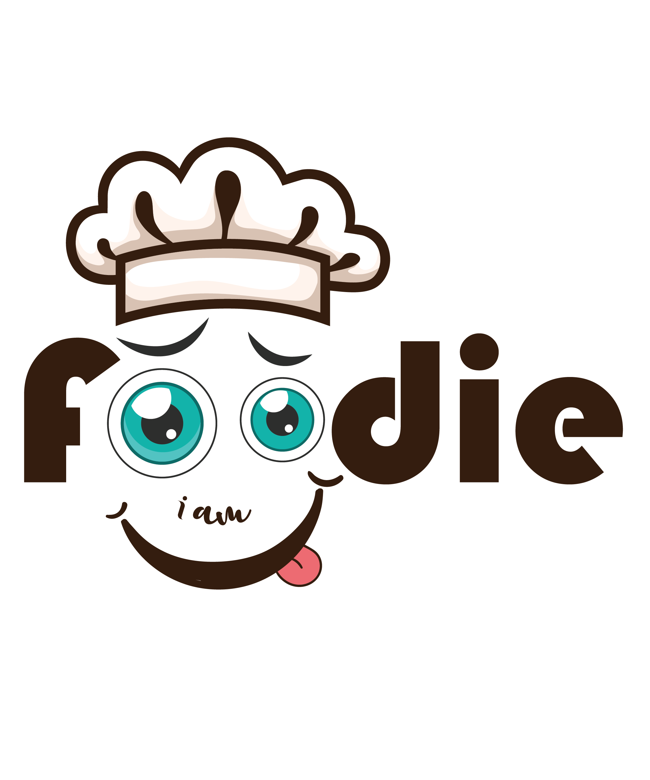 FOODIE-Graphic T-shirt