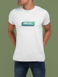 JUST BE - Graphic T-shirt