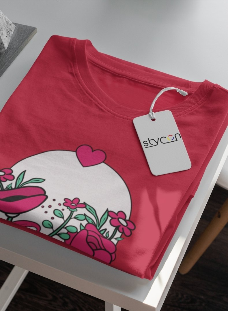 Self Love Printed T-shirt (valentine special)