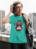 Dog Lover Round Neck T-shirt