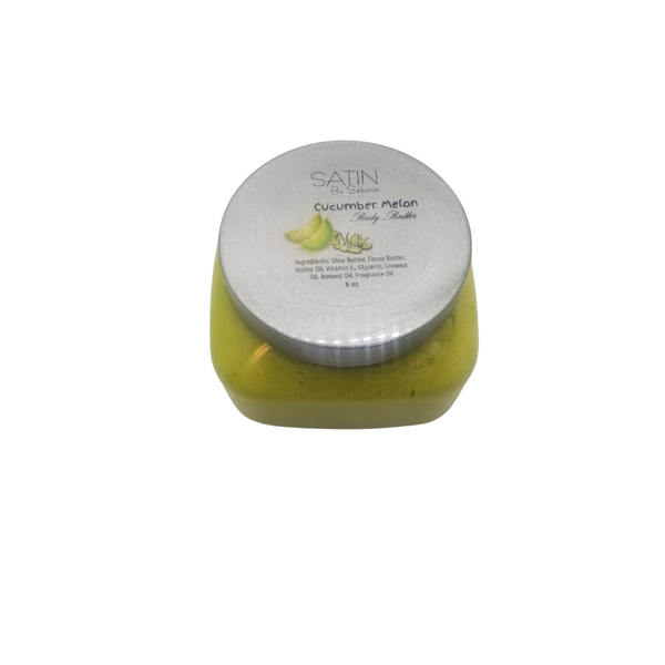 SATIN By Setoria - Cucumber Melon Body Butter
