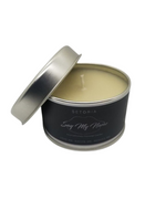 Say My Name Aromatherapy Massage Oil Candle Kit