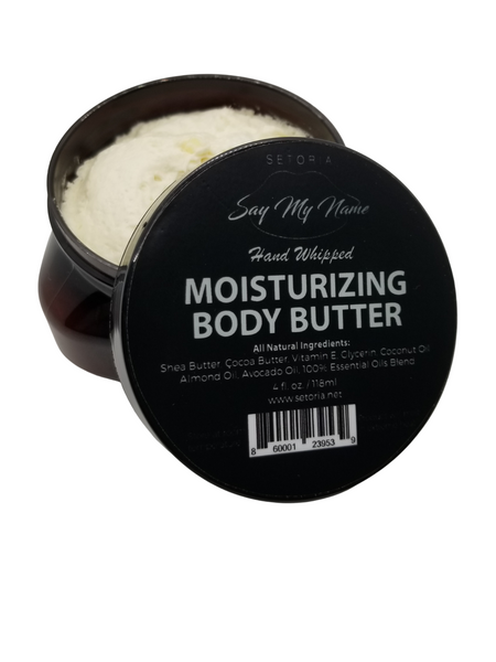 Say My Name Moisturizing Body Butter