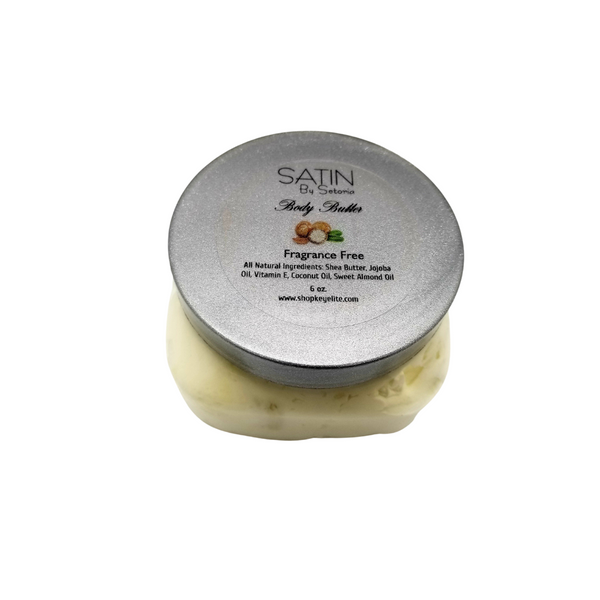 SATIN By Setoria - Fragrance Free Body Butter