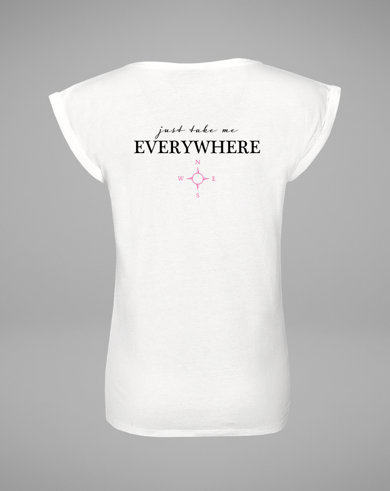 EVERYWHERE - white - blogger and brands