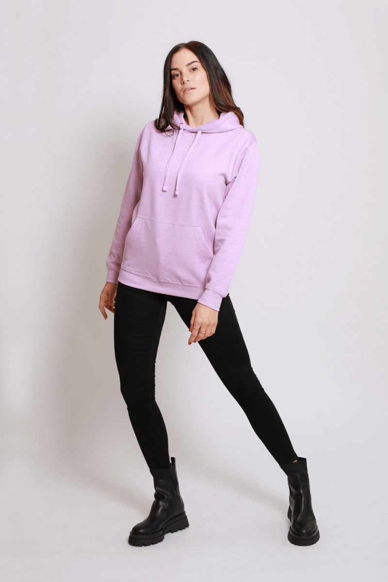 asfes Hoodie purple - blogger and brands