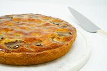 Load image into Gallery viewer, Mirabelle and Reine Claude Plum Frangipane Tart