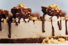 Load image into Gallery viewer, Ferrero Rocher Cheesecake