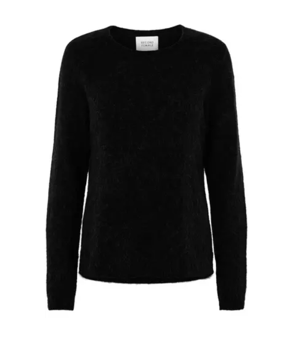 Brook Knit New O-neck