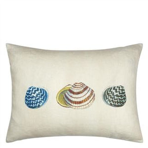 Sea Life Coral Cushion, New John Derian Collection
