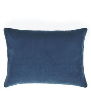 Cassia Prussian & Granite Cushion, New Collection from Designers Guild