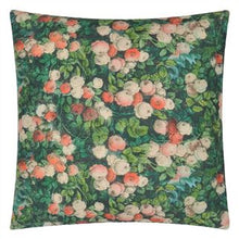 Load image into Gallery viewer, LOVE Forest Cushion, by John Derian Collection for Designers Guild