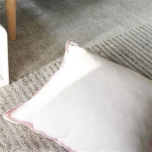 Load image into Gallery viewer, Brera Lino Blossom & Pearl Linen Cushion, by Designers Guild