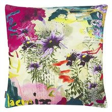 Load image into Gallery viewer, L'Herbier Ruisseau Cushion, New Christian Lacroix Collection