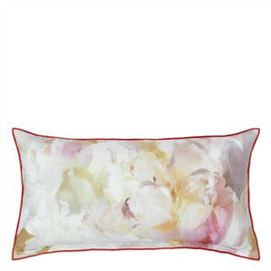 Tulip Garden Azalea Cushion, New Collection from Designers Guild