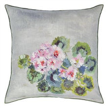 Load image into Gallery viewer, Grandiflora Rose Epice Linen Cushion, from Designers Guild