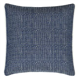 Outdoor Pompano Indigo Cushion from Designers Guild