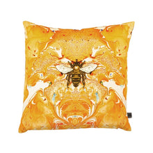 Indlæs billedet i galleriviseren, Honey Bee Original Cushion af Timorous Beasties