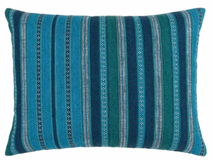 Almacan Peacock Cushion by William Yeoward for Designers Guild