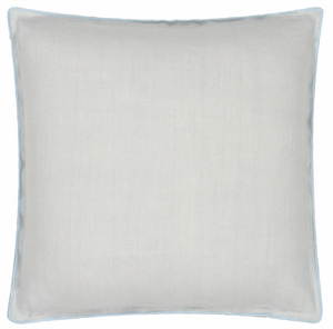 Brera Lino Sky & Cloud Linen Cushion by Designers Guild