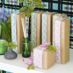 Designers Guild Green Fig Diffuser, Home Duft