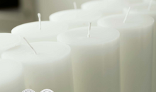 Load image into Gallery viewer, Wax Altar Candles from KunstIndustrien (various sizes available)