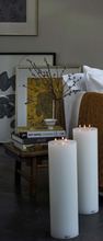 Load image into Gallery viewer, Giant Candles, three wicks - from KunstIndustrien (two sizes)