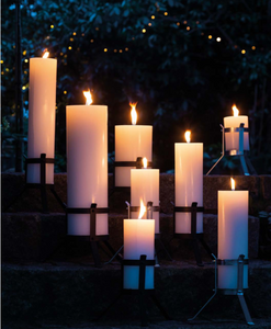 Giant Outdoor Candles (various sizes) from KunstIndustrien