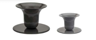 The Bell Candlestick Holder, ø2.3 (various colours)