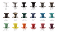 Load image into Gallery viewer, Mini Bell Candlestick Holder, ø1.3cm (various colours)