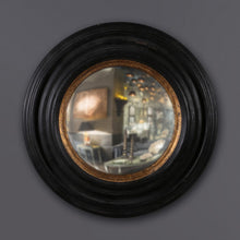 Load image into Gallery viewer, Round Convex Mirrors Framed (set of 3)