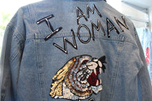 "Load image into Gallery viewer, ""I AM WOMAN"""
