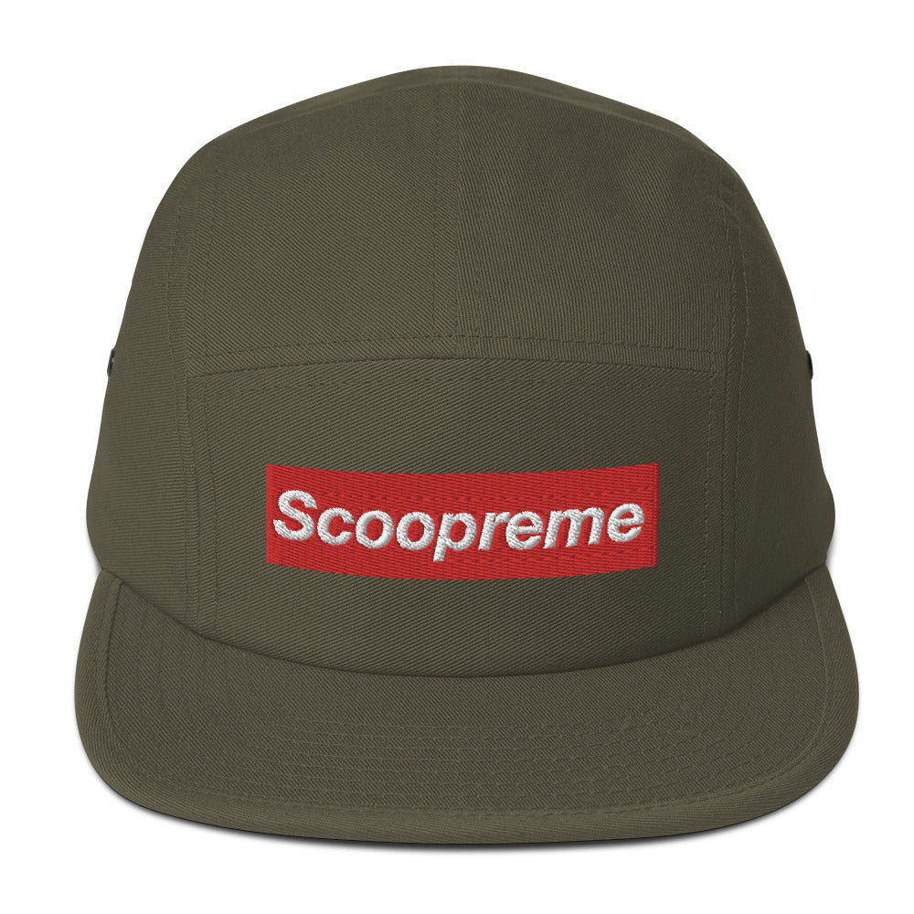 Scoopreme - Five Panel Hat