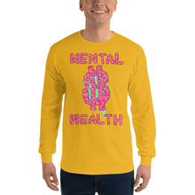 Load image into Gallery viewer, Mental Wealth - Long Sleeve T-Shirt